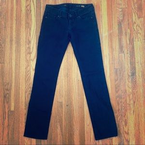 Express Jeans - Black - Skinny - Low rise